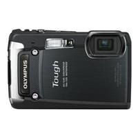 Olympus Digital Camera TG-820 Black (Old Model)