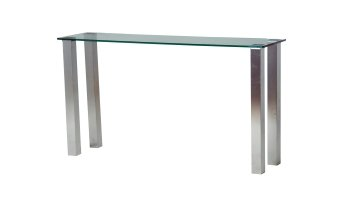 Derby frosted/coloured glass Table 600mm x 600mm