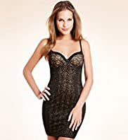Light Control Rose Lace Full Slip