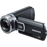 Samsung HMX-QF20 Flash Memory HD Digital Video Camcorder - Black