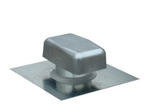 Metal Roof Vent With Round Connect 4 Inch Jv 428