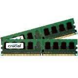 Crucial CT2KIT25672AA80E 4GB (2x 2GB) Memory Kit