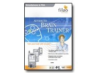 Advanced Brain Trainer - Complete Package - 1 User - CD - Palm OS, Pocket PC (60112E) Category: Computer and Video Games