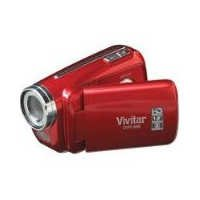 Vivitar DVR508 Digital Video Camera Camcorder Strawberry Red - DVR508-STRAW by vivitar
