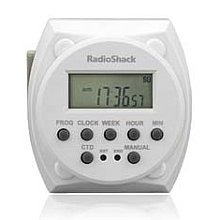 Radioshack® Digital Lamp Timer