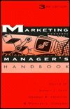 img - for The Dartnell Marketing Manager's Handbook (Dartnell's Handbooks) book / textbook / text book