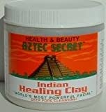 Aztec Secret - Indian Healing Clay, 1 lb clay ( Multi-Pack)