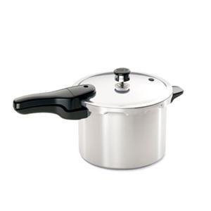 Presto 01264 6Qt Aluminum Pressure Cooker