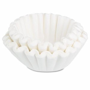12 Pack Coffee Filters, 10/12-Cup Size, 100 Filters/Pack by BUNN-O-MATIC (Catalog Category: Office Maintenance, Janitorial & Lunchroom / Food & Beverage / Supplies/Accessories)