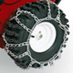 Cheap Toro Tire Chains – 18 x10.5 – Zero Turn TimeCutter ZX Series sale