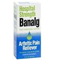 Buy Banalg Liniment Hospital Strength for Pain relief - 2 Oz (Banalg Lotion, Health & Personal Care, Products, Health Care, Pain Relievers, Alternative Pain Relief)