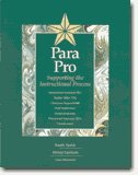 Para Pro: Supporting the Instructional Process