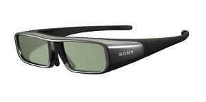 Sony 3D Glasses for Bravia 3D HDTV View