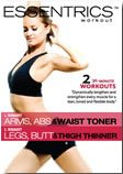21%2BXfbzZ6uL. SL160  Essentrics Workout: Arms, Abs & Waist Toner / Legs, Butt & Thigh Thinner