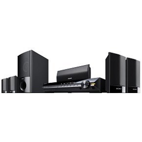 Sony BRAVIA DAV-HDX285 5.1-Channel Theater System (Black)
