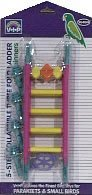 Cheap Vo-Toys Collapse Three Fold Ladder with 5 Steps Bird Toy (814-74104)