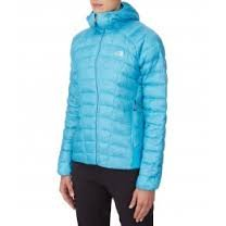 The north face quince w blue M