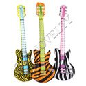 6 Inflatable Animal Guitars Dance Floor Giveaways Dj Party Favors