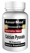 Calcium Pyruvate &#8211; 120 Capsules Calcium Pyruvate 600mg