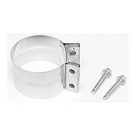 Dynomax 33226 Stainless Steel Hardware Clamp Band by Dynomax