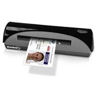 Read About PS667AS - Ambir PS667 Simplex A6 ID Card Scanner 48 bit Color - 24 bit Grayscale - 600 dp...