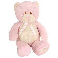 Animal Alley 13 inch My First Teddy - Pink