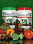 Dynamic Fruits and Greens Berry Flavor *Certified Organic* w/ Acai, Gogi, Mangosteen, Noni & Pomegranate Super Fruits by Nutrition Dynamics