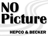 ヘプコ&ベッカーVFR 1200 F センタースタンド 並行輸入品