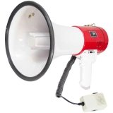 Pyle Professional Piezo Dynamic 50 Watts Megaphone With USB Function