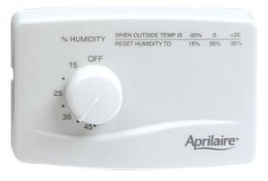 Aprilaire 4655 Manual Humidistat