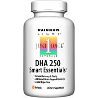 Big Sale Best Cheap Deals Rainbow Light DHA 250 Smart Essentials  60-Count Softgels (Pack of 2)