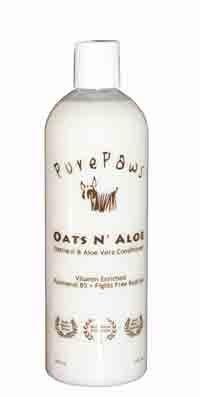 Pure Paws Oatmeal & Aloe Vera conditioner-16 oz