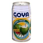 Goya Coconut Water Canned 11.8 oz. (24 cans)