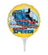 9 Inch Thomas the Tank EZ Air Fill Balloons - 3 Count - 1