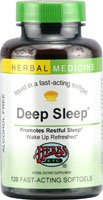 Herbs Etc. Deep Sleep — 120 Softgels