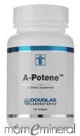 A-Potene 25 100 gels by Douglas Labs