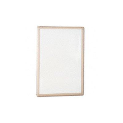 BSHAC8812003 - Metal Marker Board, 11-3/8x5/8x16-3/8, Satin Nickel