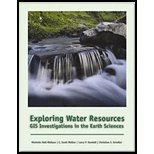 img - for Exploring Water Resources - GIS Investigations for the Earth Sciences (03) by Hall, Michelle K - Schaller, Christian J - Walker, C Scott - [Paperback (2002)] book / textbook / text book