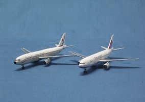 ●【Dragon Wings】(1/400)A300-B4 チャイナエアライン 2機セットドラゴンウィングス