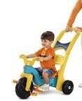 Children Ride-on Vehicles Fisher-Price Rock, Roll 'n Ride Trike