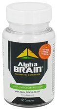 Alpha Brain By Onnit Labs | Advanced Brain Booster