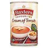 Baxters Favourite Cream Of Tomato Soup 400G