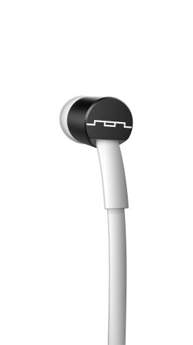 SOL REPUBLIC Jax Headphones Remote and Microphone, (White/Black)