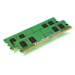 Kingston 4 GB DDR2 SDRAM Memory Module 4 GB (2 x 2 GB) 667MHz DDR2667/PC25300 DDR2 SDRAM 240pin DIMM KTH-XW667LP/4G
