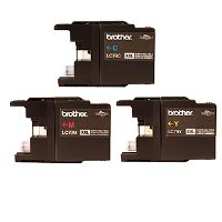 Brother Printer LC793PKS 3 Pack- 1 Each LC79C, 