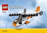 LEGO CREATOR 30181 HELICOPTER Building Toy - POLYBAG - 1