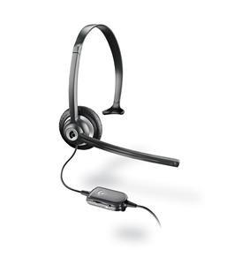 Plantronics Pl-M214C Headset For Cordless/Mobile