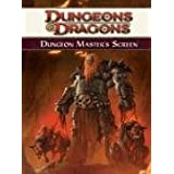 Dungeon Master's Screen: A 4th Edition D&D Accessoryby Wizards RPG Team