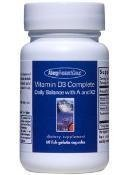 Vitamin D3 Complete Daily Balance With A And K2