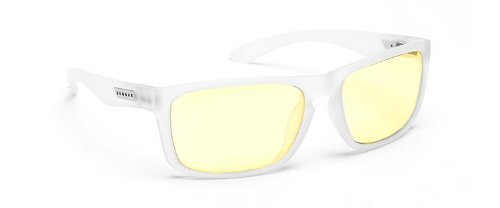 Buy Discount Gunnar Optiks INT-06601 Intercept Advanced Video Gaming Glasses with Amber Lens Tint, G...